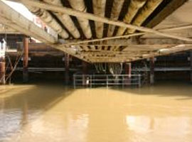 emergency flood water removal extraction damage toronto