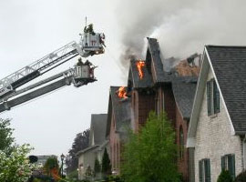 fire damage restoration toronto smoke damage restoration