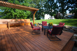 outdoor decks fences torotno